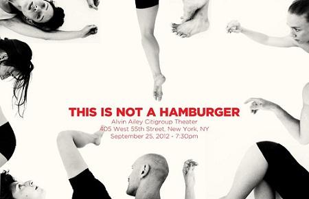 this is not a Hamburger  '12